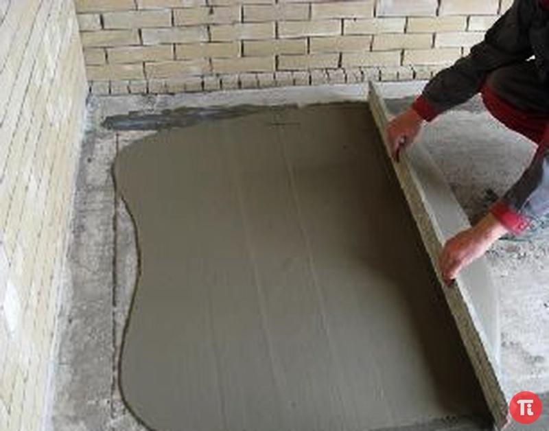 Чем покрыть пол на балконе или в лоджии: выбор покрытия и ук.
